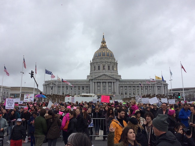 Civic center march