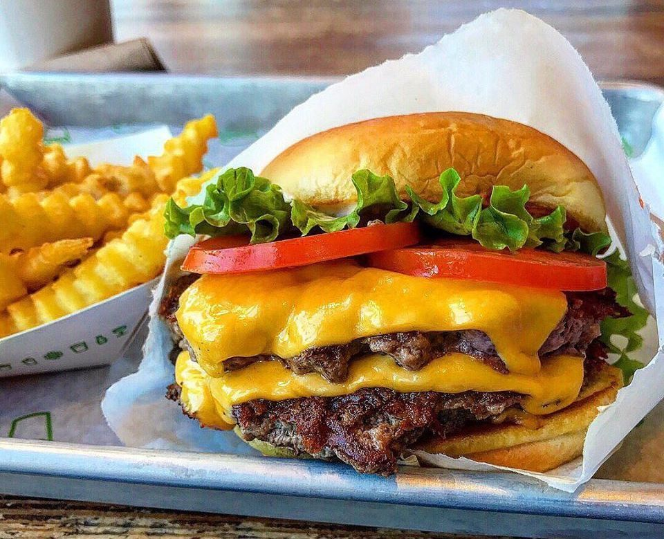 Shake Shack sets official opening date for first San Francisco ...