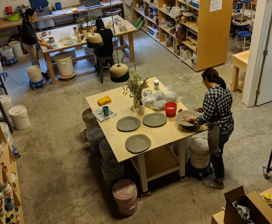 Pottery Studio Clayroom To Expand To Soma Add Woodworking Classes Hoodline