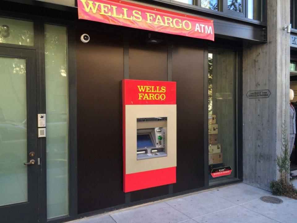 Bank of america atm japantown san francisco