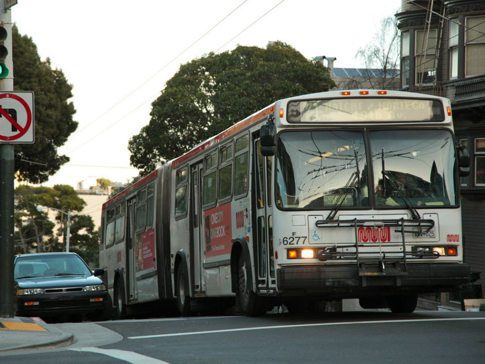 71-Haight/Noriega Muni Line To Rend As Revived 7 Line ... on samtrans route map, san francisco route map, wrta route map, c-tran route map, ac transit route map,