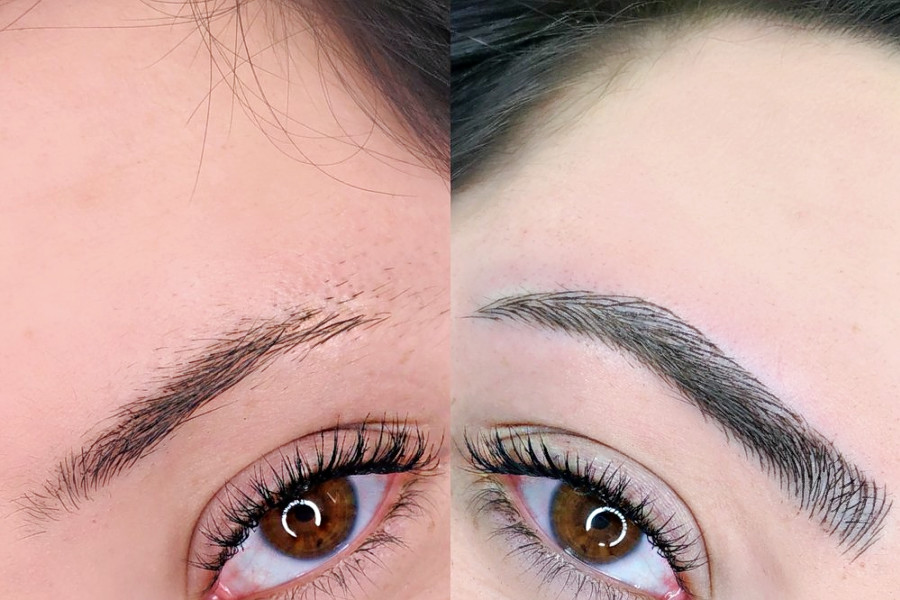 Arched & Inked brings eyebrow microblading to Bellingham