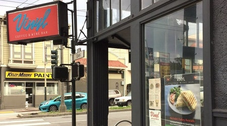 Vinyl Coffee & Wine Bar to move from Divisadero to Haight; cannabis retailer seeks its space
