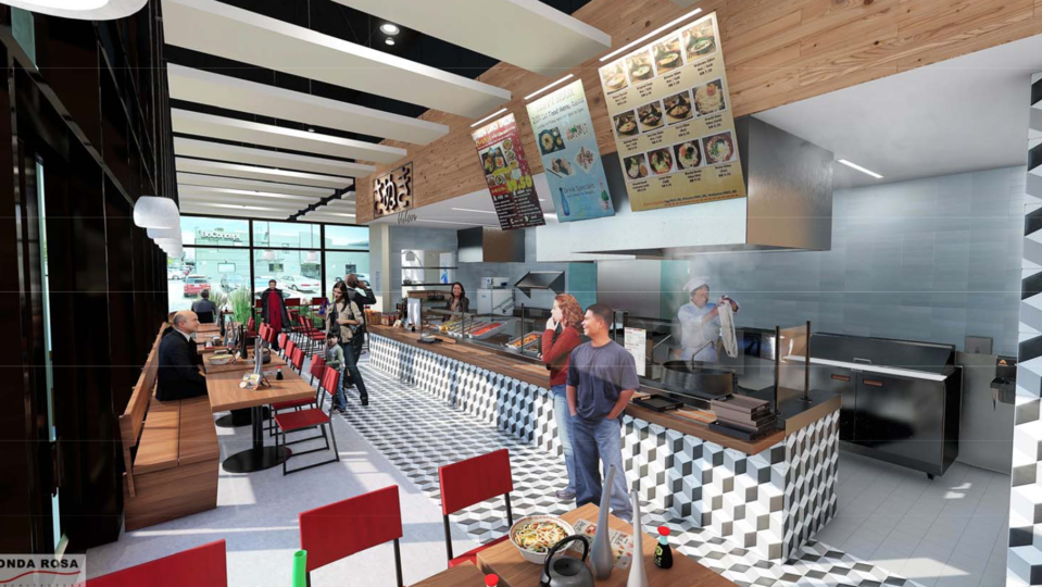 3 New Japanese Restaurants Coming To Design District Hoodline
